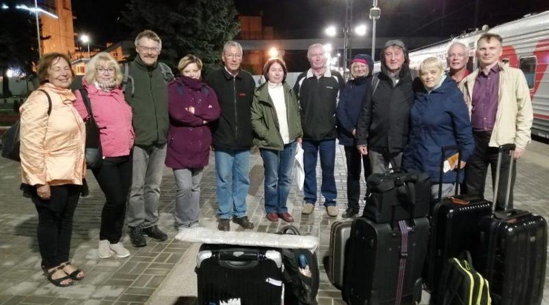 30 Jahre Städtepartnerstadt Tübingen – Petrosavodsk