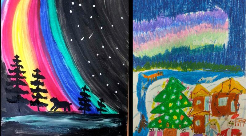Aurora Borealis – Nordlichter – Licht der Liebe, Sehnsucht und Hoffnung